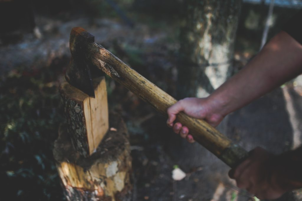 Top 5 Reasons Why An Axe Is the Best Wilderness Survival Tool